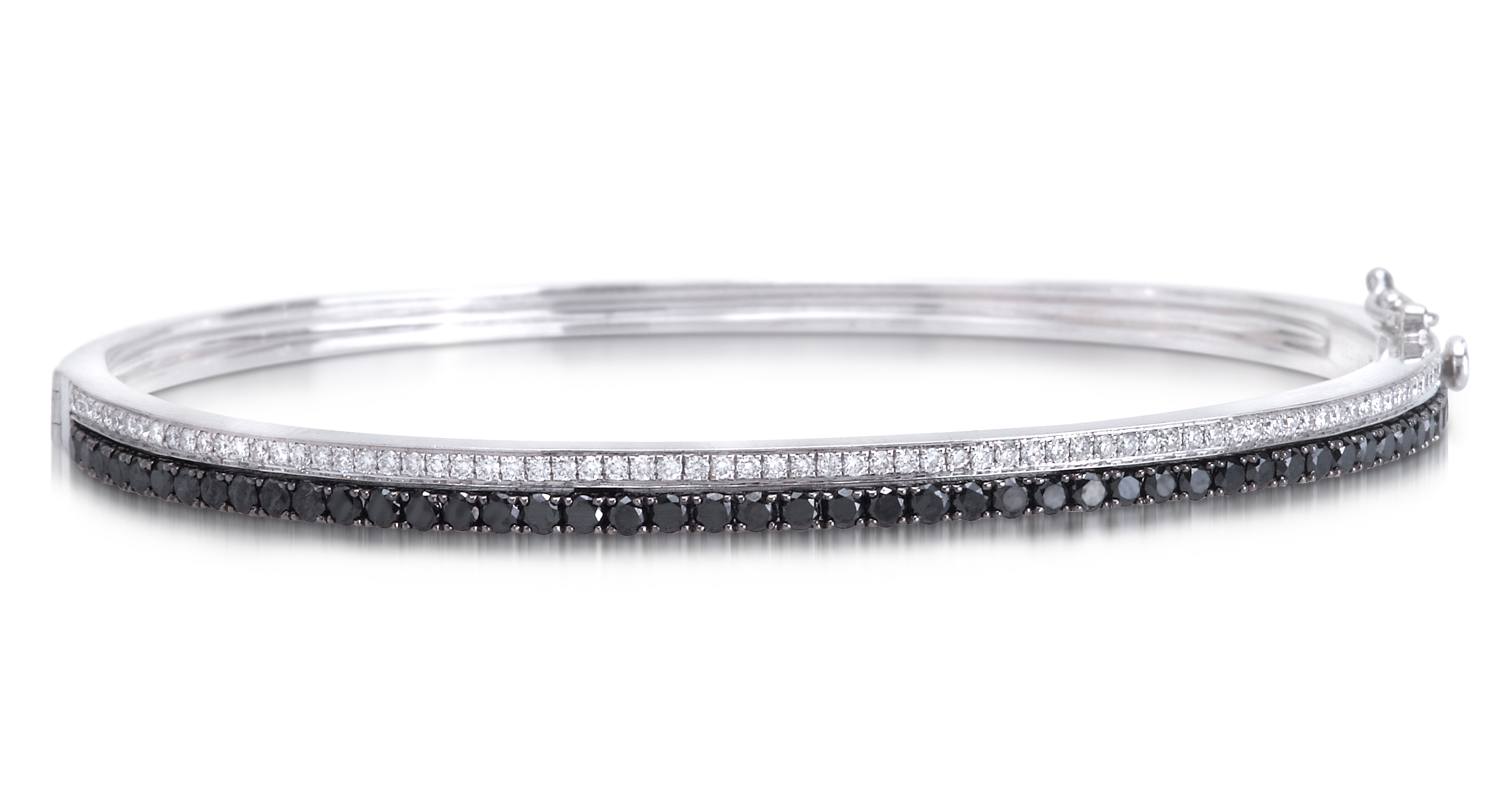sterling silver diamond product d tennis carat black h bracelet number webstore samuel