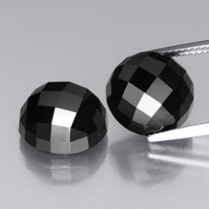 black diamonds lot rose cut