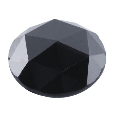 rose cut black diamond lot