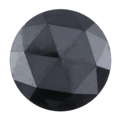 Loose Rose Cut Black Diamonds Online At Affordable Price