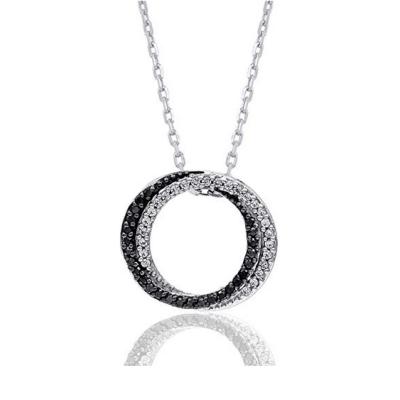 natural diamond pendant necklace