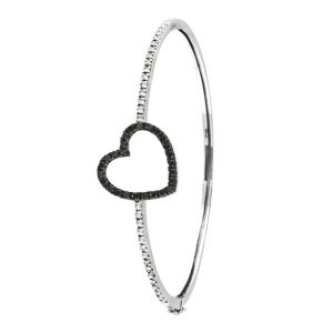 hot diamonds heart bracelet