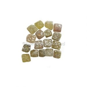 natural raw uncut congo cube rough diamonds