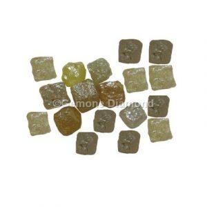 Rough Uncut congo Cube Diamonds Online sale
