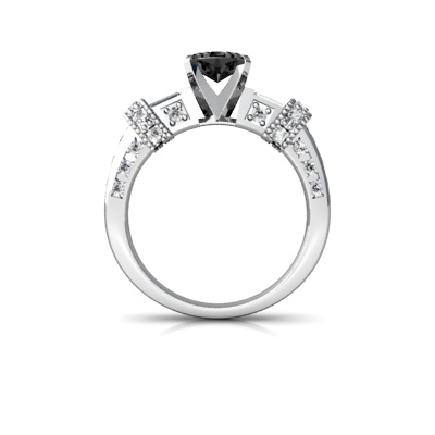 oval shaped ring