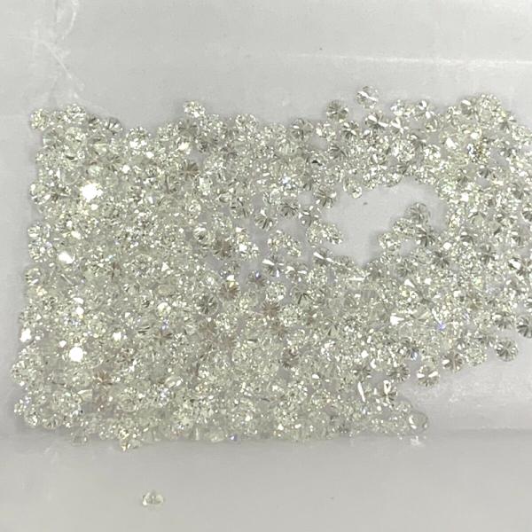 si1 white diamond lot