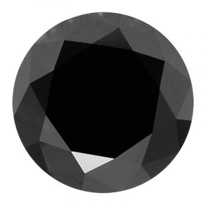 5 carat black diamond
