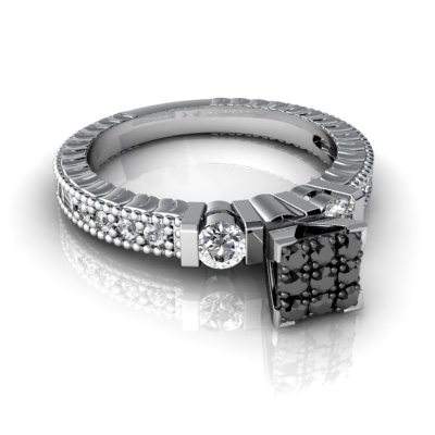 cheap real diamond wedding rings