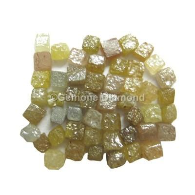 uncut congo cube diamonds