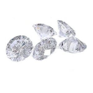 Excellent round cut loose diamonds