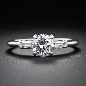 gold beautiful engagement ring
