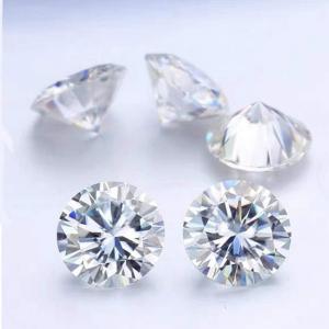loose white diamond lot