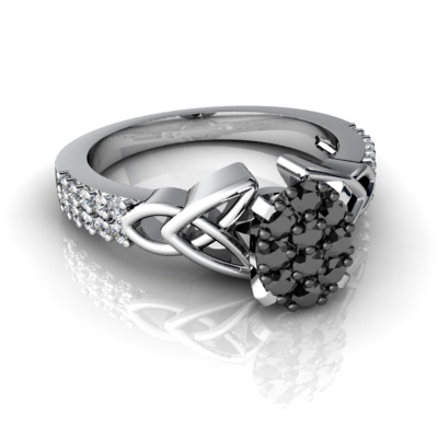 oval wedding rings