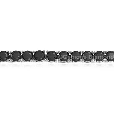 black tennis bracelet