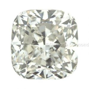 14ce77c42 GIA Certified 0.90 Carat VS1 Clarity I Color Natural Loose Cushion Diamond  Cut