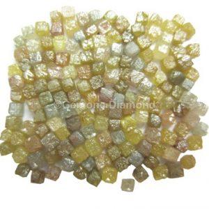 Congo Cube Rough Diamonds Lot