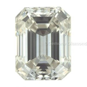 1 ct emerald cut diamond