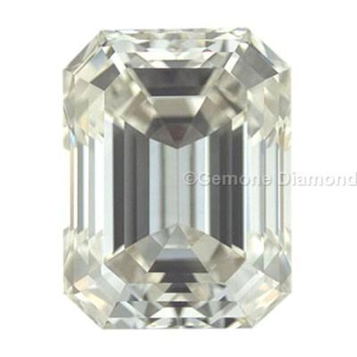 1 ct emerald cut diamond