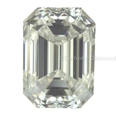 loose emerald cut diamonds
