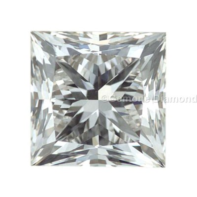 loose princess cut diamond