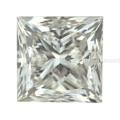 princess cut diamond loose stone