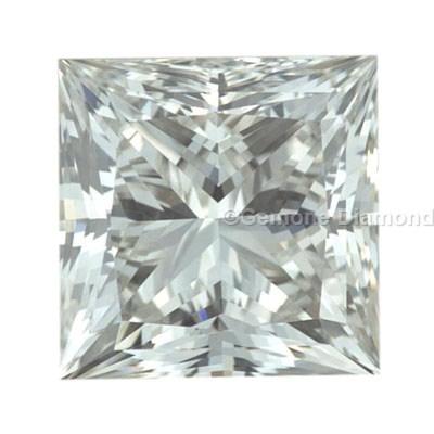 Princess Cut Loose Diamond Prices 0 89 Ct Si1 Clarity