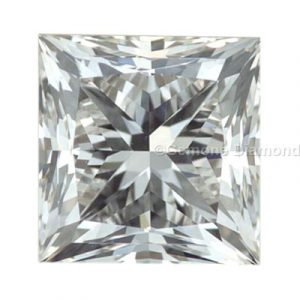 princess cut diamond shape