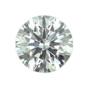 GIA Certified VVS1 Clarity Round Brilliant Cut Diamond