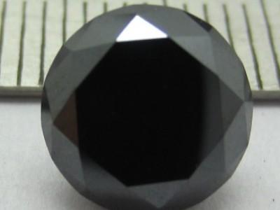 Black Moissanites