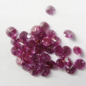 pink diamonds loose