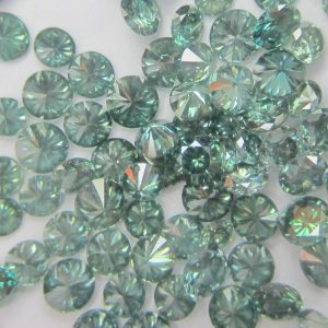 Color Natural Loose Diamond Round