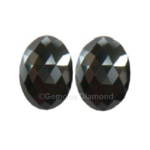 oval diamond pair