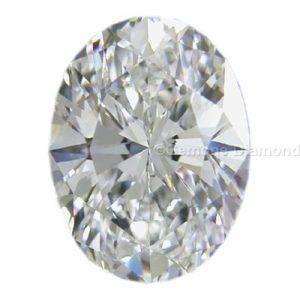 Oval Cut natural loose diamond