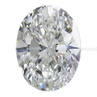 ideal cut oval diamond