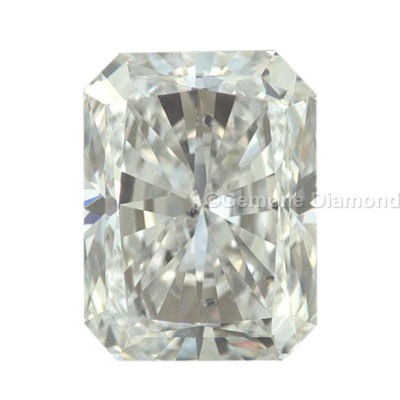 radiant gia clarity graded sample carat diamond example illustration in f diamonds color