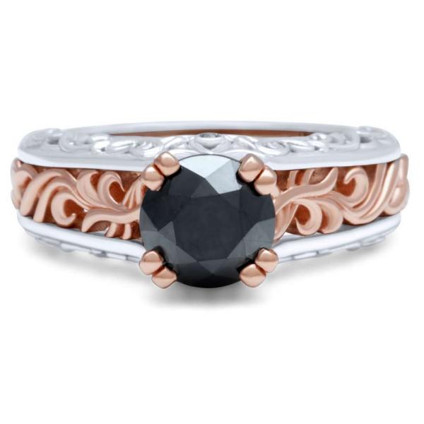 Unique Vintage Engagement Ring