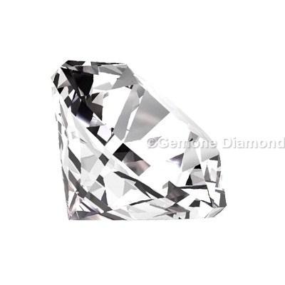 fine round loose diamonds lot