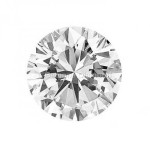 Round Shaped Natural Loose Diamonds
