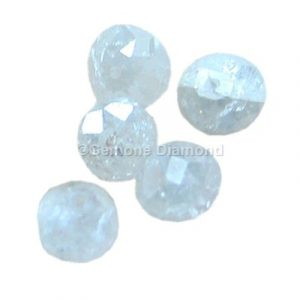 Diamond Faceted Beads