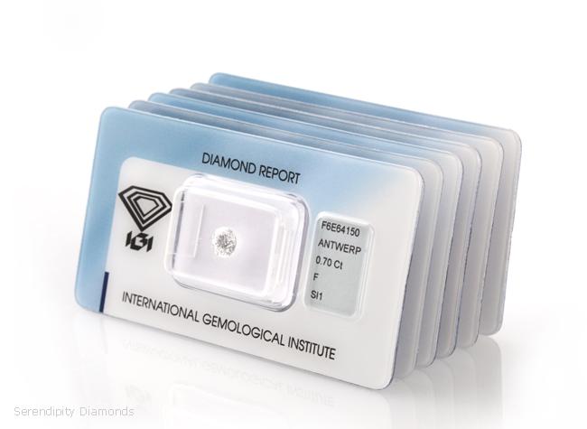 Diamonds 4C's & New C's