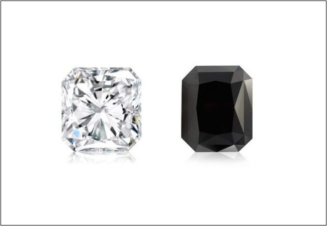black diamond vs white diamond