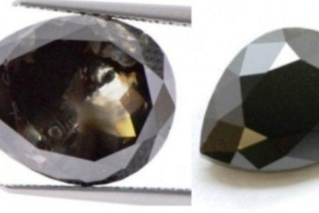 Black Diamond Vs Black Moissanite