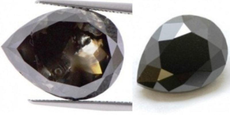 Black Diamond Vs Black Moissanite