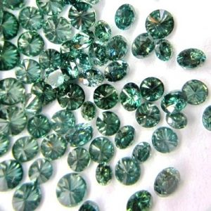 natural green diamonds lot online