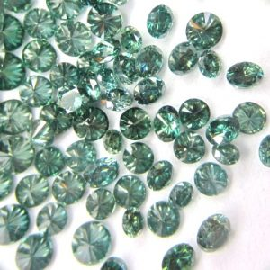 green diamonds lot
