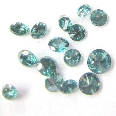 green diamonds for sale