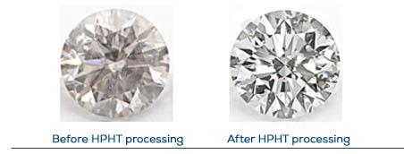 HPHT Colored Diamonds Vs Color Enhanced Diamonds