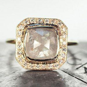 Icy diamonds explained