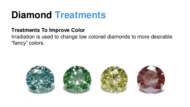 colored diamonds vs color enhanced diamonds know the