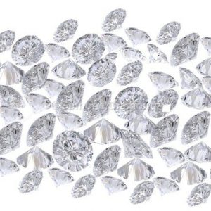finest round brilliant cut Loose White Diamonds lots
